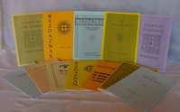 English Mazdaznan books & booklets