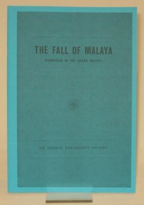 The Fall of Malaya 1938