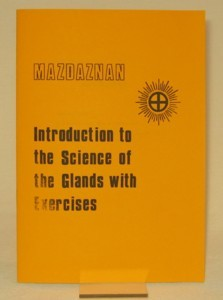 Introduction to the Science of the Glands 198x