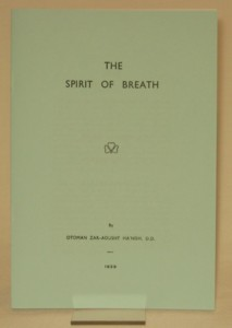 The Spirit of Breath 1939