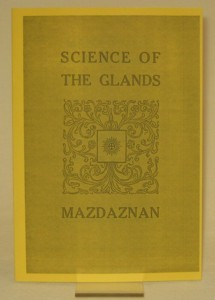 Science of the Glands 1937