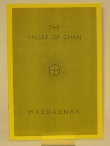 The Valley of Ghan 1939