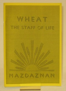 Wheat the Staff of Life 1939